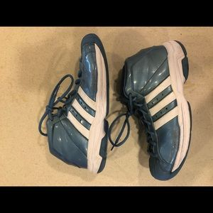 Adidas Promodel Carolina Blue Men's 11 Basketball